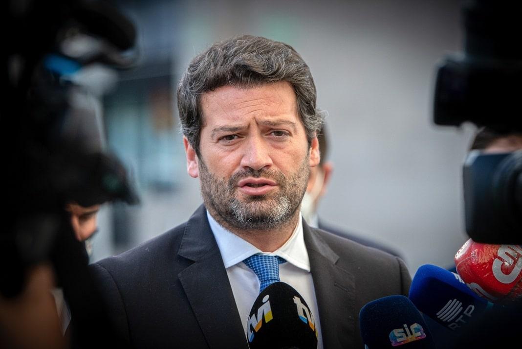 André Ventura leva novo ban