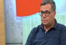 Quintino Aires regressa televisão