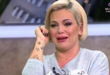 """Nem o choro ajudou e Fanny voltou a ser arrasada depois da entrevista a Manuel Luís Goucha no """"Conta-me""""."""