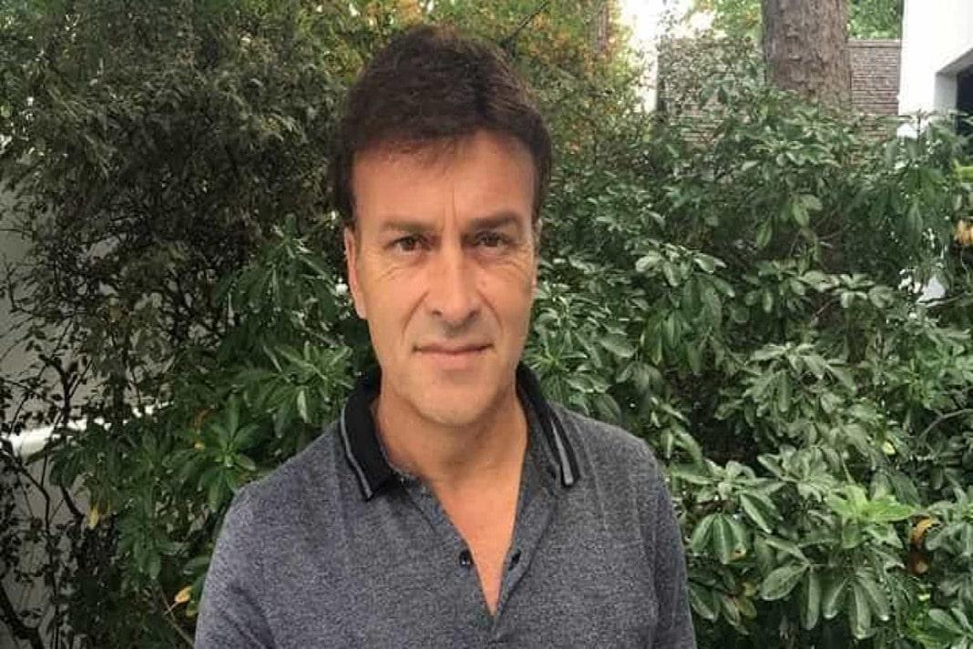 Tony Carreira passa férias Algarve