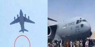 civis agarrados avião militar